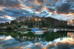 Caernarfon Marina, Wales - By Meleah Reardon gplus.to/meleahreardon