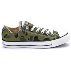 Chuck Taylor Converse All-Star Low Unisex (Olive Branch)