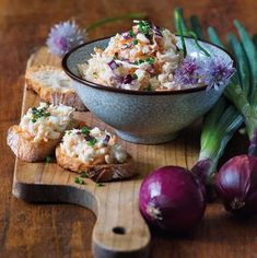 Falešná humrová pomazánka , Foto: Prostonárodní kuchařka Květy Fialové
