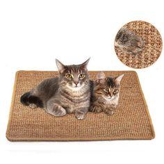 Sisal Cat Scratcher Board Scratching Post Mat Sisal, Tree Chair, Cat Mat, Dog Cushions, Cat Tunnel, Cat Nails, Cat Scratcher, Pet Furniture, Scratching Post