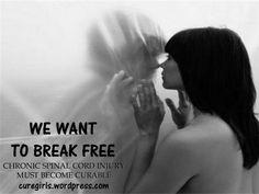 WE WANT TO BREAK FREE -
