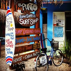 One of the most amazing places on earth @E lske Punto Juan Surfo, Costa Rica