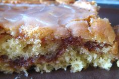 This is no ordinary cake. If you want a melt-in-your-mouth cake that reminds you of the iconic soft golden pastry baked with flavors of cinnamon, honey and a sweet glaze known as Honey Buns? It doesn't get any better than this Honey Bun Cake recipe. It's an outstanding recipe, and a dream come true for many who love the classic favorite!