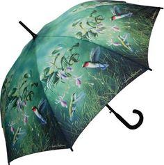 Full Size Hautman Hummingbirds Umbrella