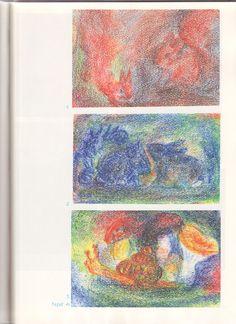 046-tafel46-tierkunde12-m-bilderbucharbeit-in-bienenwachsfarben.jpg (791×1087)