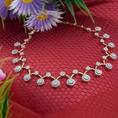 Discover a wide range of Diamond Necklace Set at Waman Hari Pethe Sons. Bridal Jewelry, Gold Jewelry, Jewelery, Women Jewelry, Diamond Jewelry, Jewelry Necklaces, Diamond Tennis Necklace, Diamond Pendant Necklace, Gold Necklace