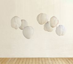 Suspended Clouds Lamps in Glass – Fubiz™