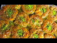 Baklava 100% homemade   بقلاوه  خانگی Health Tips, Homemade, Make It Yourself, Vegetables, Sweet, Food, Cook, Candy, Home Made
