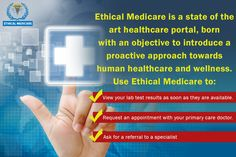It has never been easier to manage your healthcare. Stay connected at your convenience. Start with Ethical Medicare today!