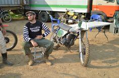 3May'14 Hell On Wheels in JAPAN / vintage motocross / buddy custom cycles hp / honda / Elsinore