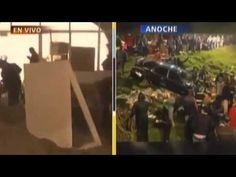 CORRIENTE Y GRANIZO ARRASTRAN AUTOS EN CUAJIMALPA CIUDAD DE MÉXICO VIDEO...