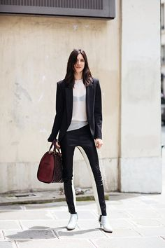 Street Style // Jacquelyn Jablonski