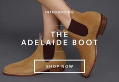 Women Adelaide Boot