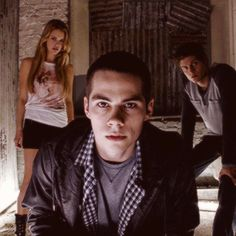 Erica, Stiles, and Isaac