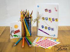 Mini Quiet Book