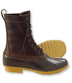 """#LLBean: Women's Maine Hunting Shoes, 10"""" Gore-Tex/Thinsulate.....can't wait for fall to wear these babies!"""