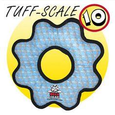 Tuffy Toys mega gear ring $37.95 - Waggle