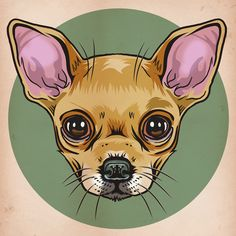 Chihuahua by MY-METAL-HAND.deviantart.com on @DeviantArt