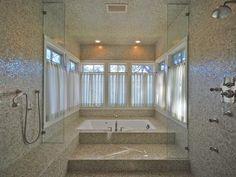 Master bath (bathing area)