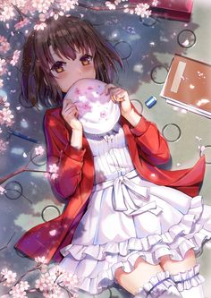 Katou Megumi - Saekano / Saenai Heroine no Sodatekata Anime Girl Cute, Beautiful Anime Girl, Kawaii Anime Girl, I Love Anime, Anime Art Girl, Anime Girls, Manga Girl, Manga Anime, Chibi
