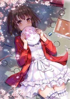 Katou Megumi - Saekano / Saenai Heroine no Sodatekata Anime Fantasy, Kawaii, Anime People, Anime, Anime Characters, Anime Artwork, Anime Movies, Anime Drawings, Anime Style