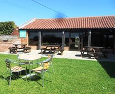 Smallsticks Café is next to Cart Gap beach in Happisburgh. A family-run business where as much of our menu as possible is sourced locally - including fish straight from the boat at Cart Gap. Dog friendly outside area.