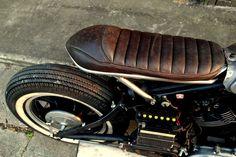Sweet seat. From Motors Work.