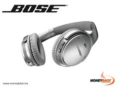 MONEYBACK MEXICO. Visit the BOSE store in Mexico, buy a pair of headsets, earphones, portable speakers or any other product, save your purchase ticket and come to our module for a quick tax refund! #moneyback www.moneyback.mx