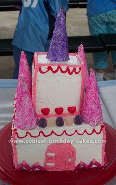basic Castle Cake