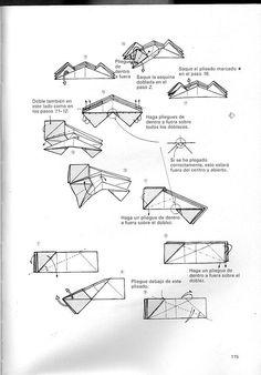 kunihiko kasahara y Toshie Takahama (Papiroflexia) - Origami para expertos 114_page114