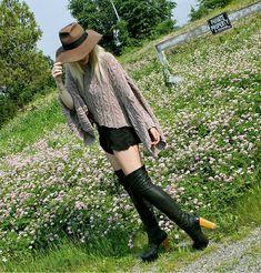2905b6f3cde4 WanderLust Girls - Houghton Leather Sweater