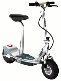 The well cool Razor Scooters! Cheap Electric Scooters, Razor Electric Scooter, Electric Razor, Scooter Images, Kick Scooter, Scooter Parts, Motor Scooters, Cool Stuff, Stuff To Buy