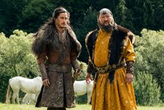 Marco Polo - Kublai Khan and Prince Jingim Marco Polo Netflix, Kublai Khan, The White Princess, Polo Outfit, Make Your Own Clothes, Black Sails, Movie Costumes, Cosplay Outfits, Historical Clothing