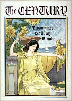 The Century,midsummer holiday number by Louis Rhead