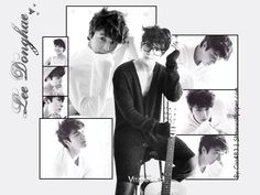 Lee DongHae   Ceci Magazine Wallpaper by caa483