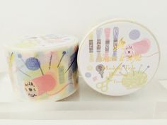 Sewing Washi Tape by GoatGirlMH on Etsy