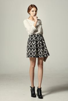 Fall fashion #skirt