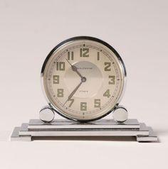 Desk Clock (Waltham Partners)