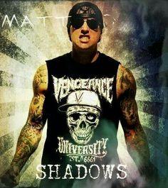 M Shadows - Avenged Sevenfold