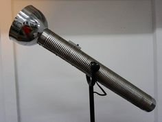 Oversized Pop Art Flashlight Floor Lamp 3