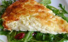 Τυρόπιτα με γιαούρτι: Εύκολη συνταγή για τυρόπιτα χωρίς φύλλο Quiche Lorraine, Beignets, Salmon Burgers, Coco, Lasagna, Baked Potato, Mashed Potatoes, Kai, Food And Drink