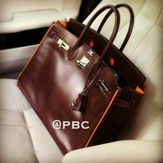 Chocolate box birkin