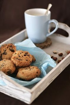 Csibe: Csokis projekt 2. - Kókuszos-csokis keksz