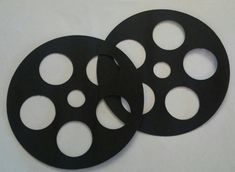 Film Reel Cutouts perfects for any Movie Theme or Hollywood Theme celebration. It can be use for centerpieces, cake decoration, favor bags decoration, banners and more! It can be customize in any color...just leave me a note when you place your order. You will receive: - Film Reel