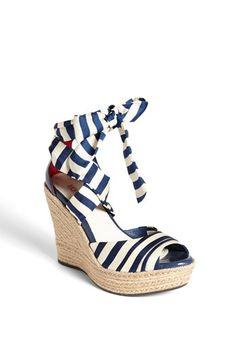 UGG® Australia 'Lucianna' Sandal (Women) available at #Nordstrom