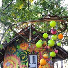 #dedomingo #pazlandia #musica #arte #psicodelia #goodvibe #cabana #tinyhouse #portasejanelas by luisa.walker