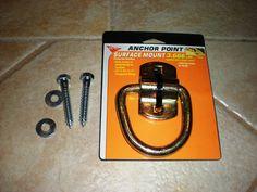 Ironman 101: TRX suspension trainer - anchor installation