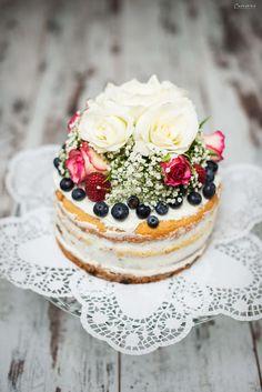 Topfentorte, Layer Cake, Tauftorte, Rezept Torte, Rezept Hochzeitstorte, Tauftorte, Layer Cake, Bisquit Layer Cake.