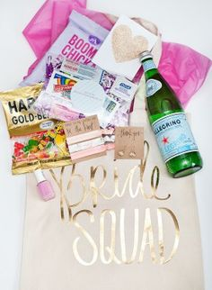 Unique ideas for bridesmaid gifts 2