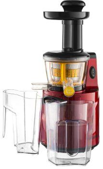Gourmia GSJ200 Masticating Slow Juicer Review - If you want a masticating #juicer that is efficient and durable but inexpensive, try the Gourmia GSJ200. #juicing